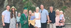 Family Lily Graduation