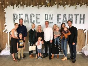 Denham CHristmas Family
